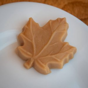 100% Pure Vermont Maple Candy – Leaf