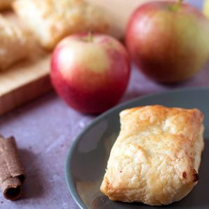 Maple Turnovers with Apples
