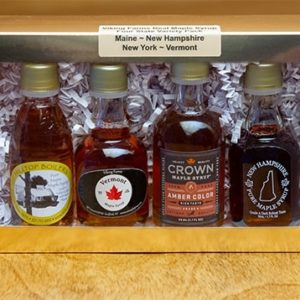 100% Pure Maple Syrup Variety Pack